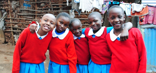 The power of hope: Shining Hope For Communities empowers girls and women in one of Africa's largest urban slums