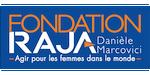 Logo fondation RAJA-Danièle Marcovici pour les femmes