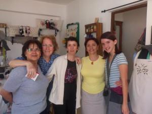 4 ladies n Marley