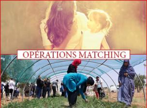 Opérations Matching