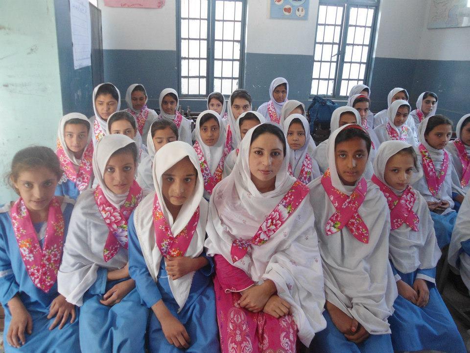 SAWERA Scholarship Girls