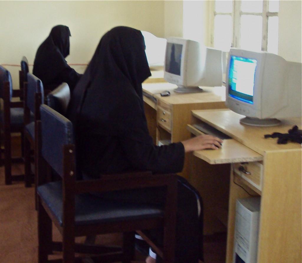 SAWERA women's IT training