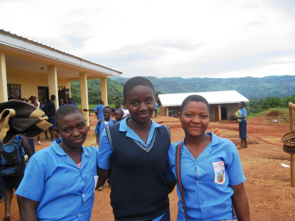 Voices of Women Health Program on sexual and menstrual health, Cameroon