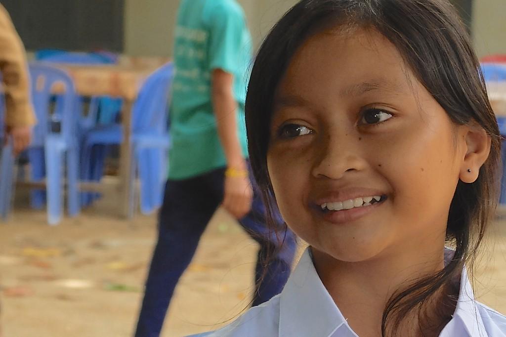 W4 field project Cambodia - girl's education