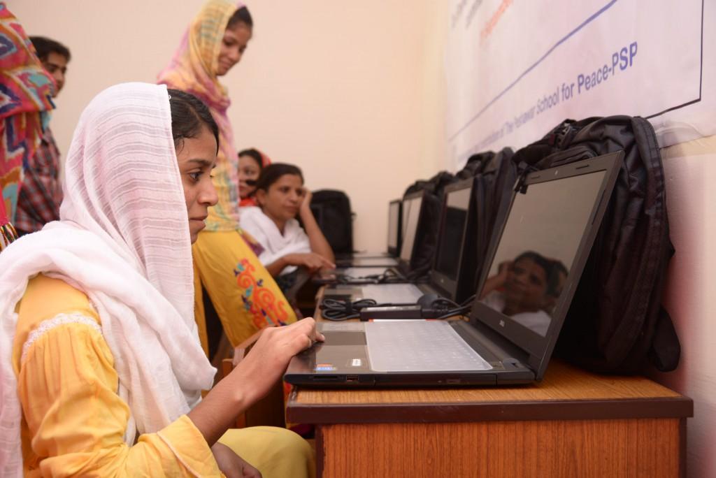 SAWERA - Women and girls' access to IT
