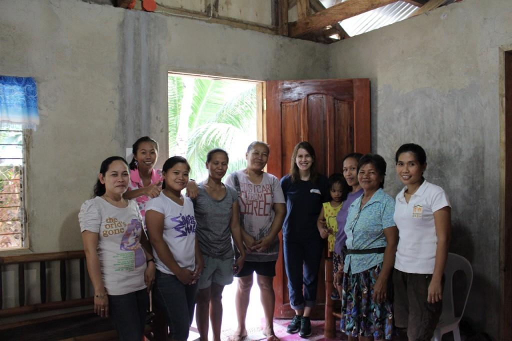 Children of Asia field work