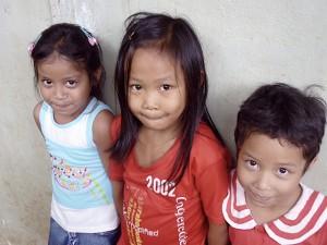enfants d'asie