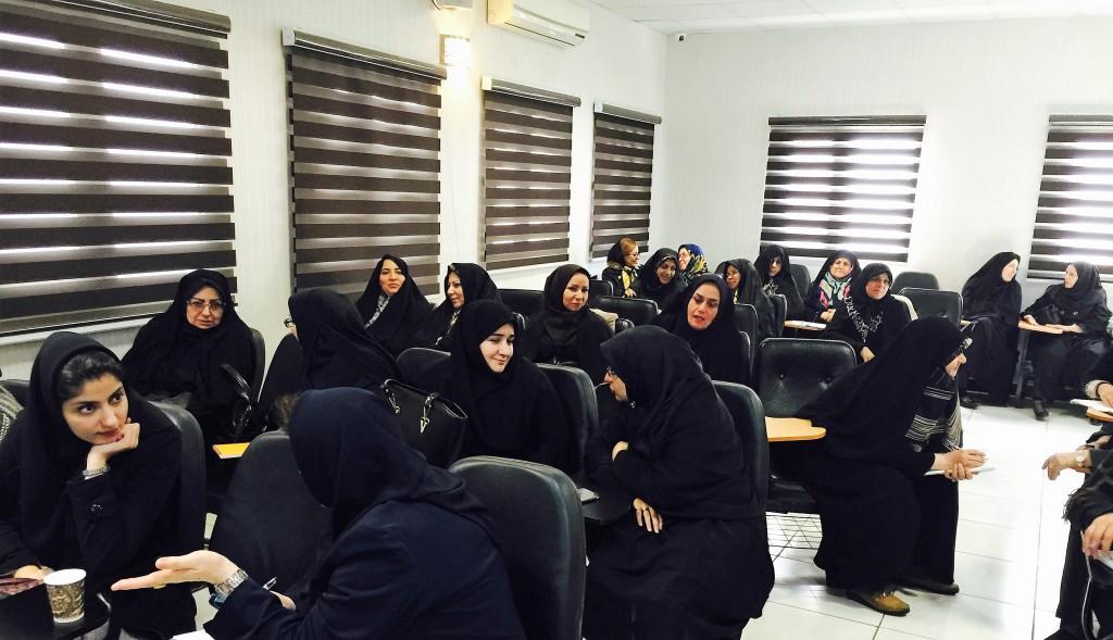 Nirouye Tadbir Zanan Women's Empowerment Program