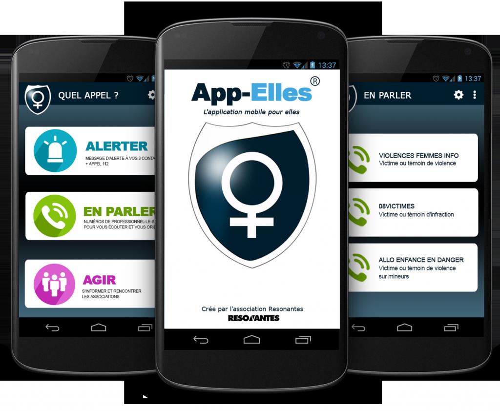 App-Elles Mobile App