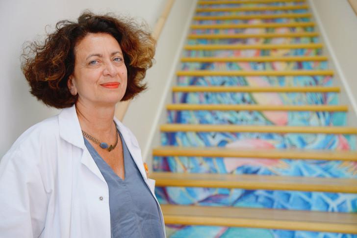 Ghada, Fondatrice de Maison des Femmes
