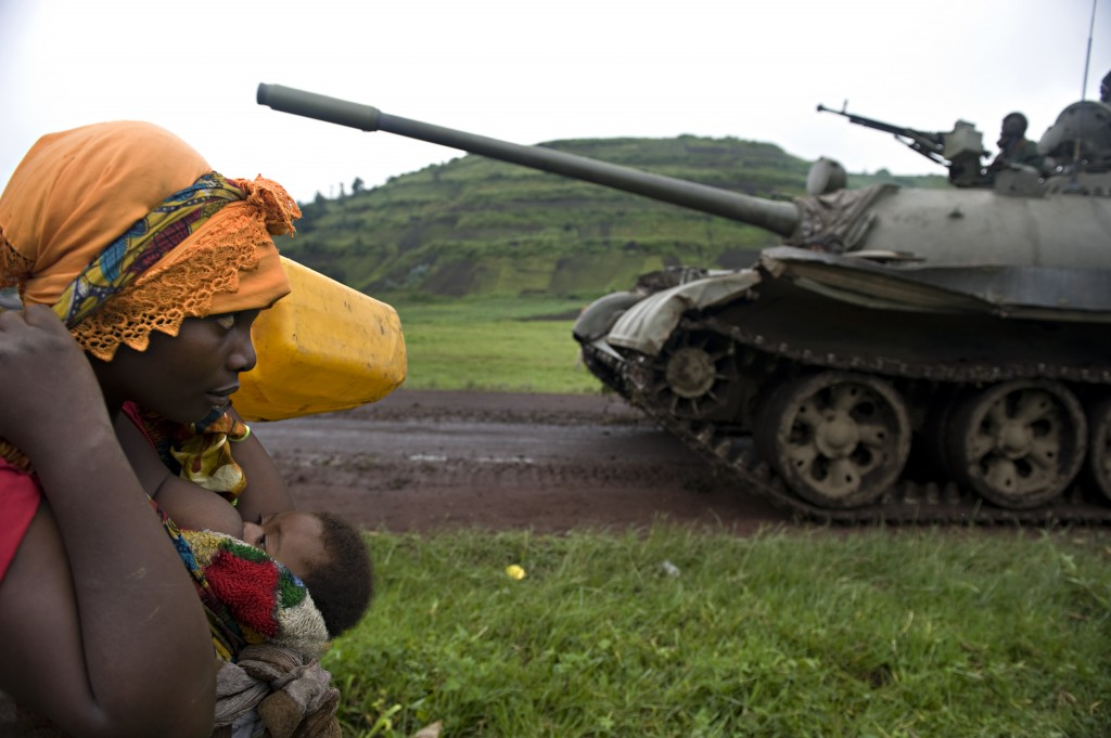 Violence Against Women in the Congo