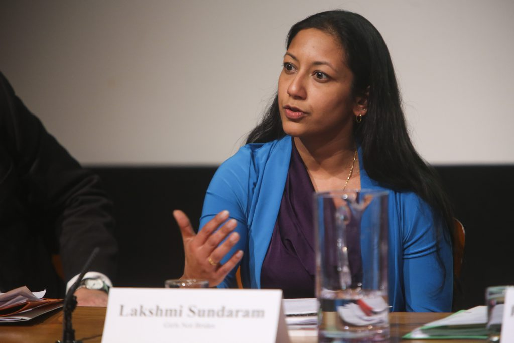 Lakshmi Sundaram, Child Marriage