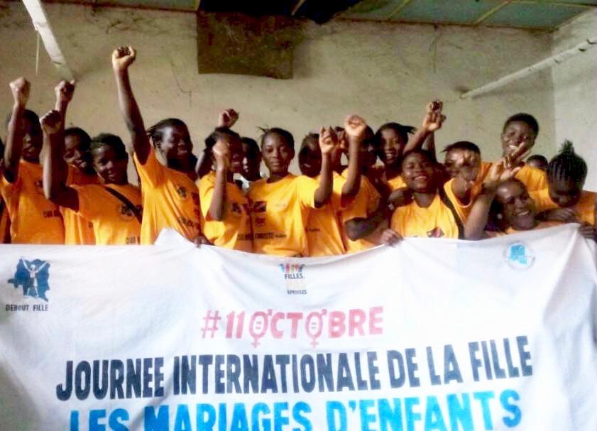 mariages enfants Congo