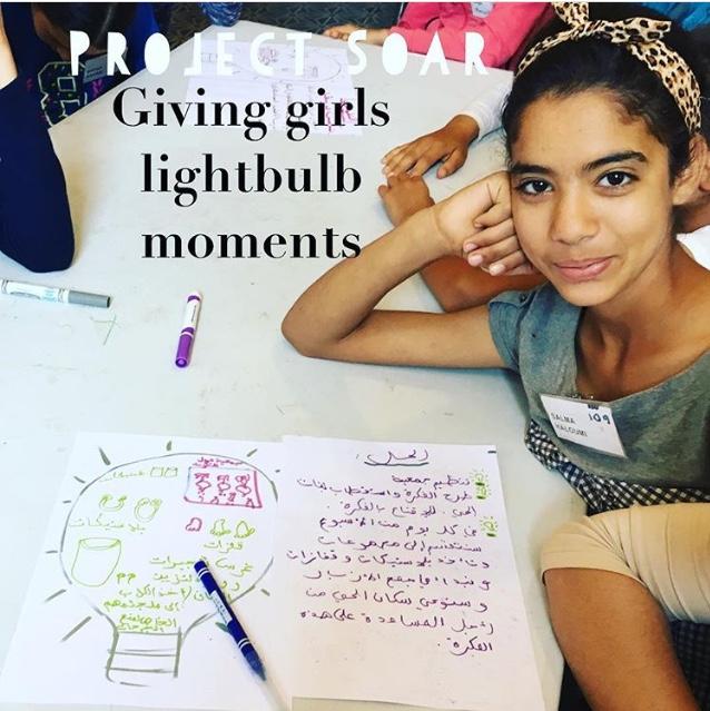 Empowering girls SOAR TV