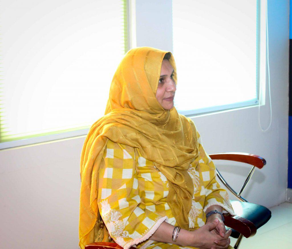 Shamim Rajani - Code Girls Pakistan