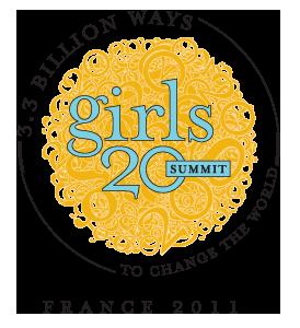 G20 Summit, paris, girls, women's empowerment, political agenda, women's rights, networking