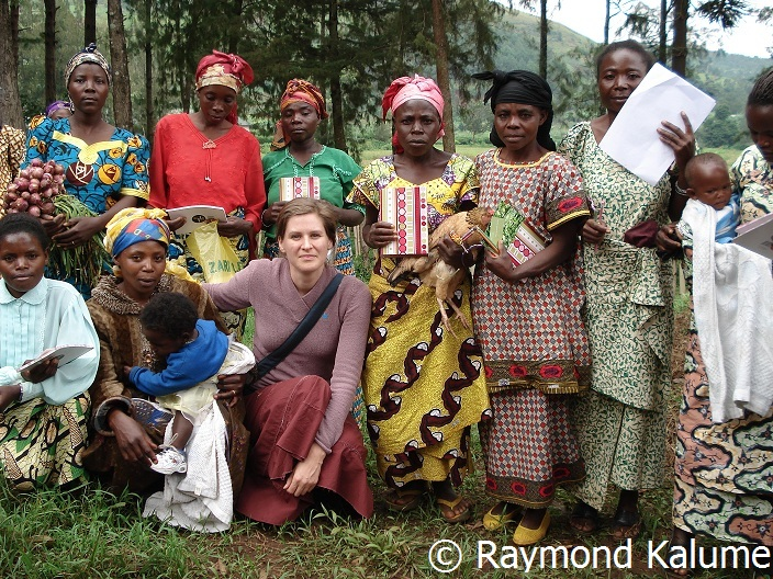 Lisa Shannon, A thousand Sisters, congo, violence against women, children, rape, sexual violence