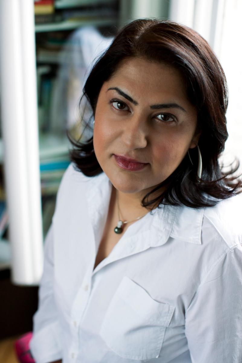 Chekeba Hachemi, fondatrice d'Afghanistan Libre