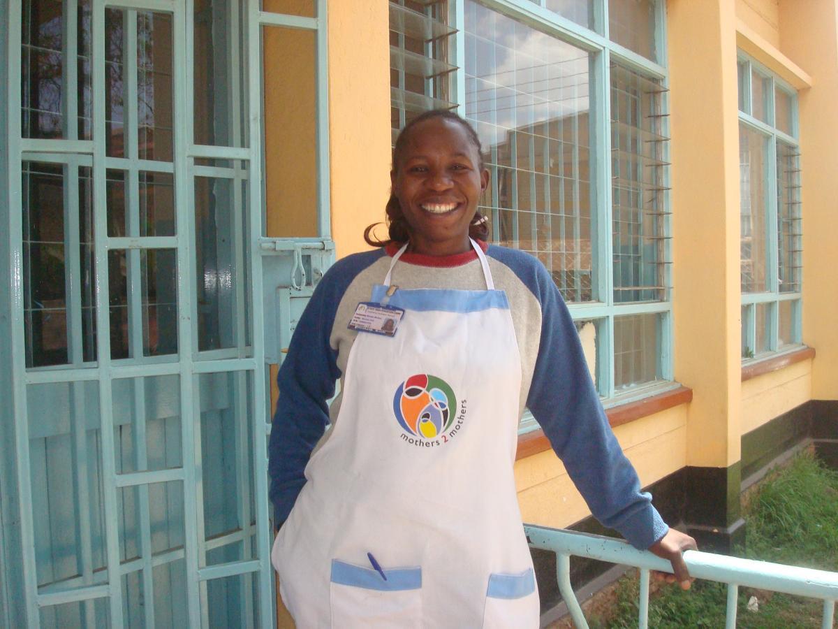 Une femme séropositive émancipée au Kenya