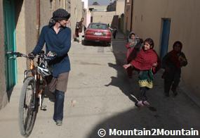 mountain2mountain, shannon galpin, promotion de l'éducation des enfants sourds