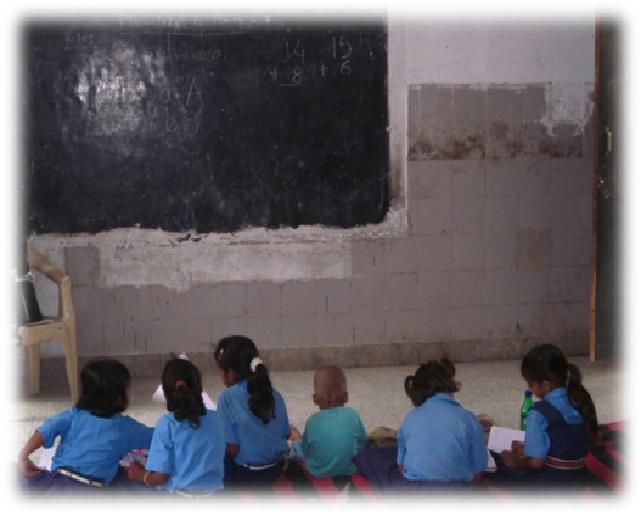 girls' education, Teach for India, poverty alleviation