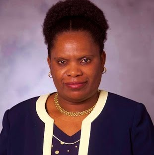 Betty Makoni, Founder and CEO of the Girl Child Network Worldwide, empowers girls to end violence