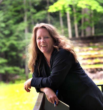 Maureen McLane portrait