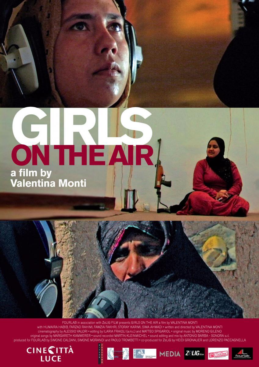 girls on the air, radio, valentina monti, women's empowerment, independent media
