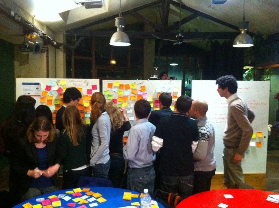 MakeSense, social entrepreneurship, social business, Yunus, Christian Vanizette, connection, empowerment, open source