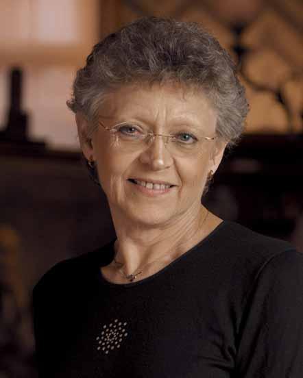 Portrait of Françoise Barré-Sinoussi