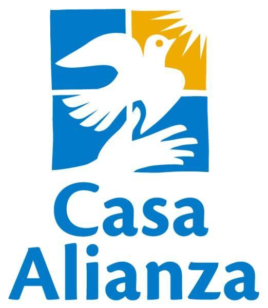 Street children in m xico using art to give them a voice for Casa logo