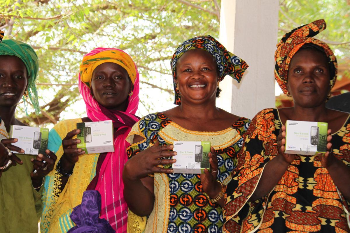 Des téléphones portables pour lutter contre la mortalité maternelle dans les zones rurales