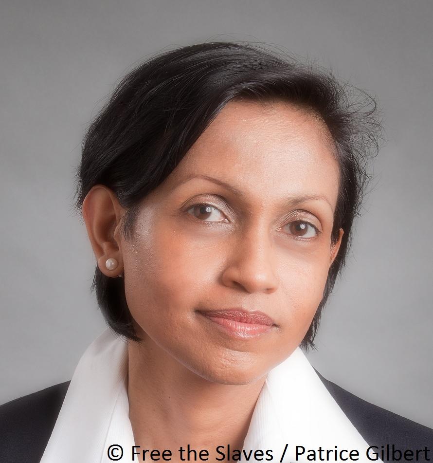 Profile photo of Indika Samawickreme, Free the Slaves' Executive Director