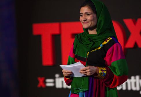 Shabana Basij-Rasikh, School of Leadership (SOLA) Afghanistan