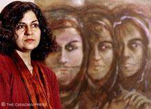 Portrait of Yanar Mohammed