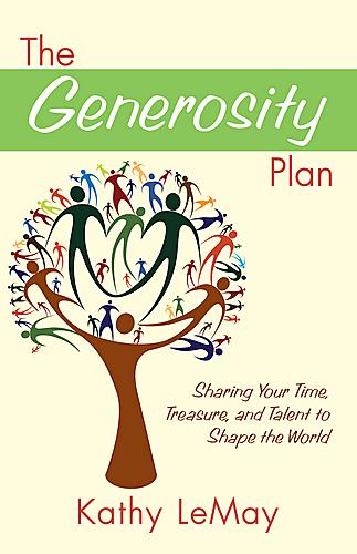 The Generosity Plan book cover