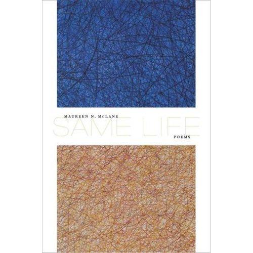 Same Life Book Cover, Maureen McLane