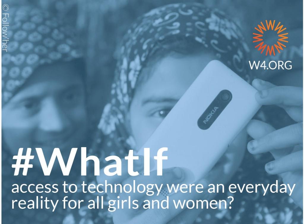 What if W4 accès aux TICS