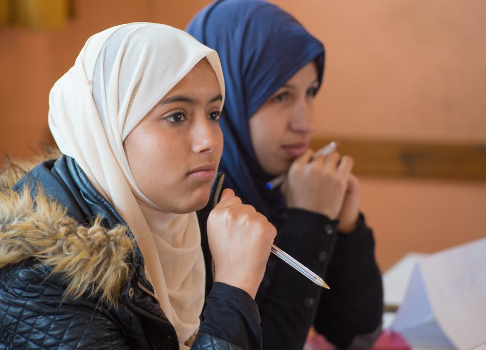 morocco girls I started my day in morocco, which, in addition to being one of america's oldest  allies, is also an important partner in our work through let girls.